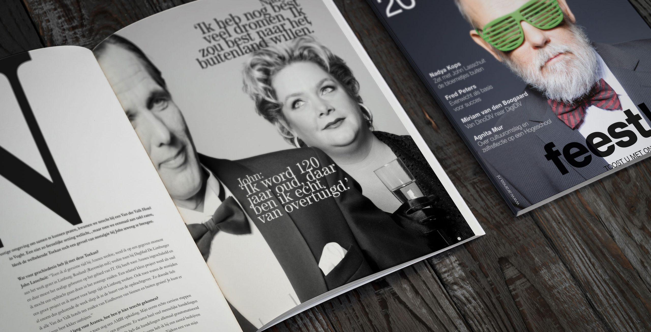 Aranea-Magazine